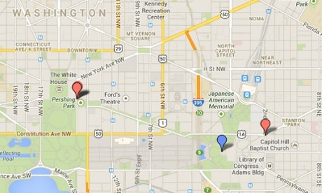 Another Shooting DC Capitol Shooting - Map of us capitol building