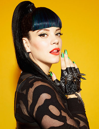 A to Z: Lily Allen