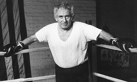 Norman Mailer and boxing