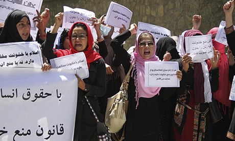 Women's rights in Afghanistan