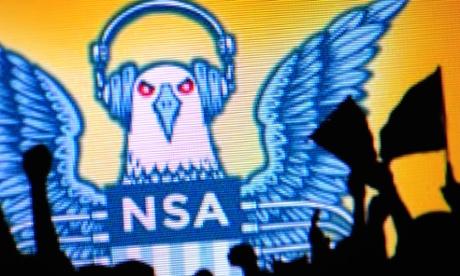 NSA surveillance.