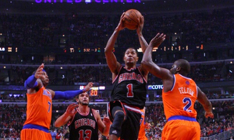 The Nba Is More Fun With Derrick Rose And Russell Westbrook Sport