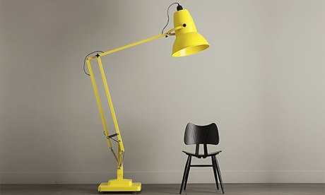 Observer magazine competition win a giant anglepoise lamp life and style the observer - Giant anglepoise lamp ...