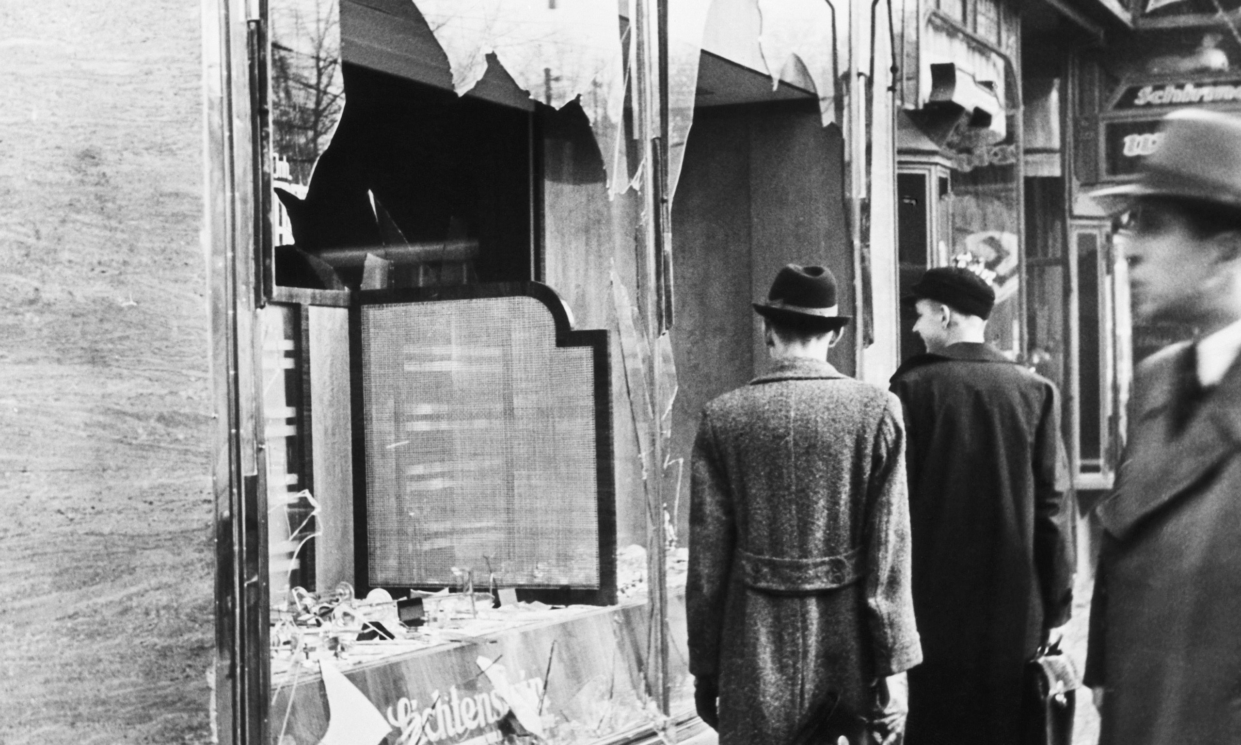 History of antisemitism