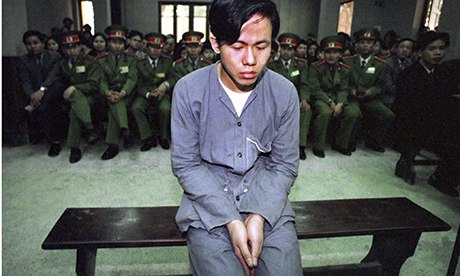 Vietnam May Resume Firing Squads For Executions World