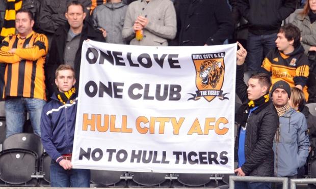 El negocio pone en riesgo la historia del Hull City