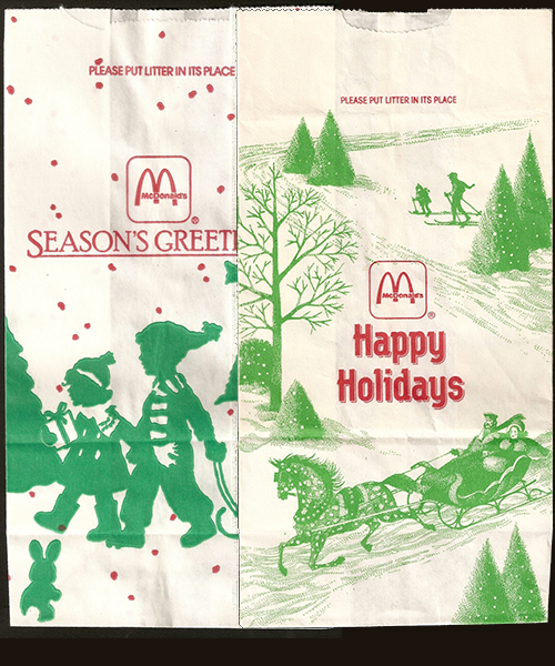 McDonald's Packaging: Journey Through Time
