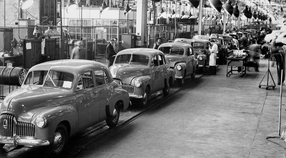 A history of Holden - timeline | Business | theguardian.com