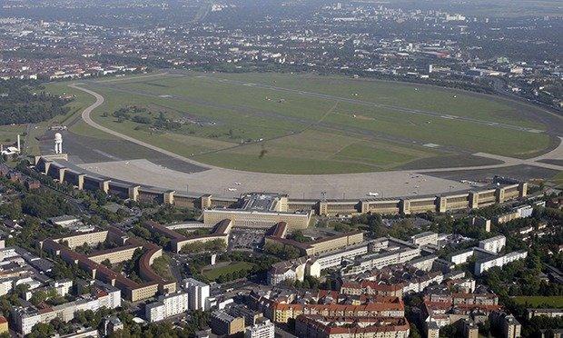 Historic Tempelhof Airport Set To Be Site Of Grand Berlin