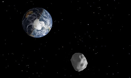 Asteroid 2012 DA14 misses Earth in close fly-by | Science ...
