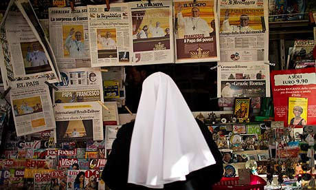 Every Pope ever: the full list | News | theguardian com