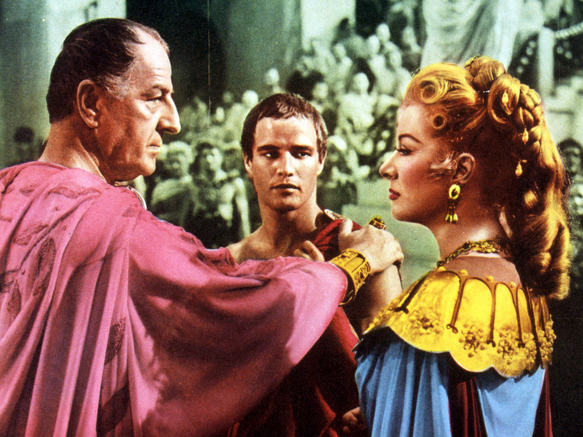 Julius Caesar, 1953 - picture of the day | Art and design ...