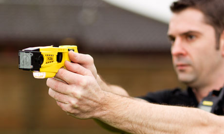 More tasers for police