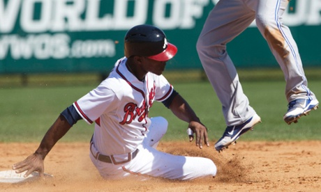 The Atlanta Braves have stocked up on Uptons for the 2013 season.