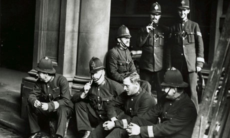 The London Police strike of 1918