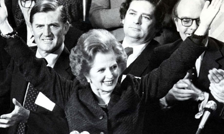 April 1979: Thatcher attacks politics of the past | From ...