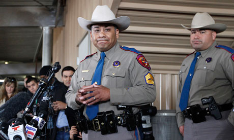 Texas Department of Public Safety Sgt Jason Reyes