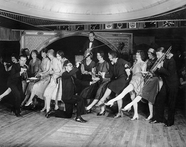 Josephine Baker And The Wild Women Of 1920s Dance