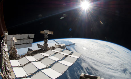 dark matter space station - photo #2