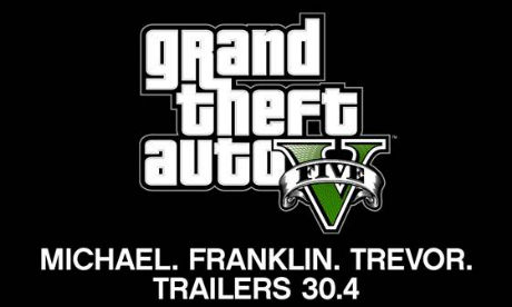 GTA V trailer teaser