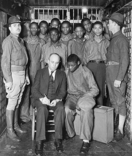Scottsboro Defendants