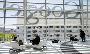 Google office conference