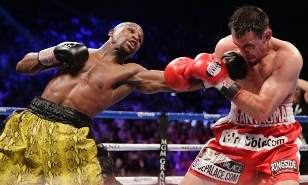Floyd Mayweather Beats Robert Guerrero As It Happened