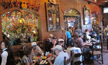 Alamo Cafe San Antonio Hours