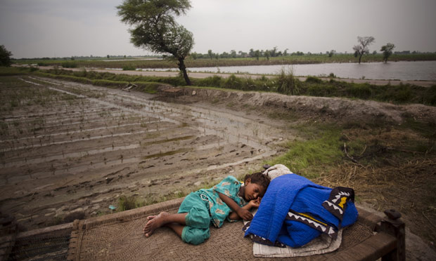 World S Poorest Will Feel Brunt Of Climate Change Warns