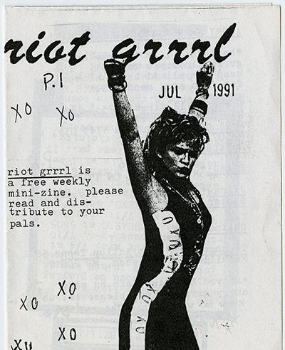 Image result for riot grrrl poster