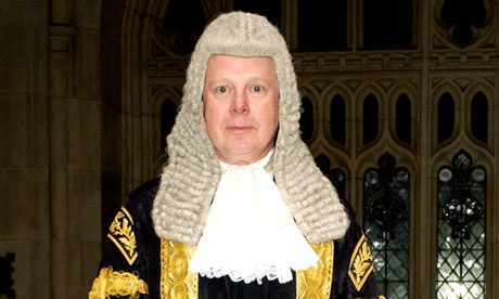 A life and career of thomas morton as a lawyer in england