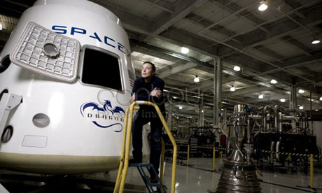 Elon Musk's mission to Mars | Technology | The Guardian