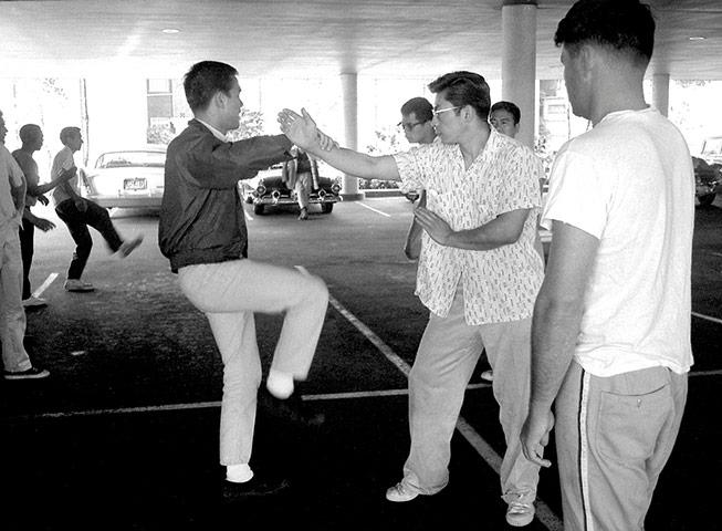 Bruce Lee School