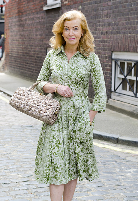 Stylish summer dressing in the London heat