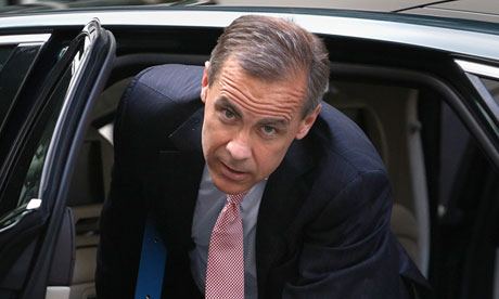 Mark Carney – You can't teach an old dog new tricks, can you ?