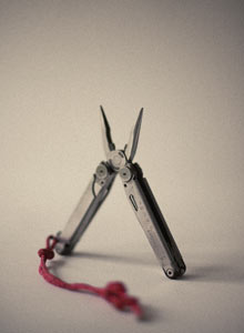 Heirloom Leatherman