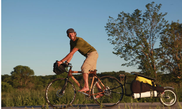 Cycling Across America Lessons In Sustainability And