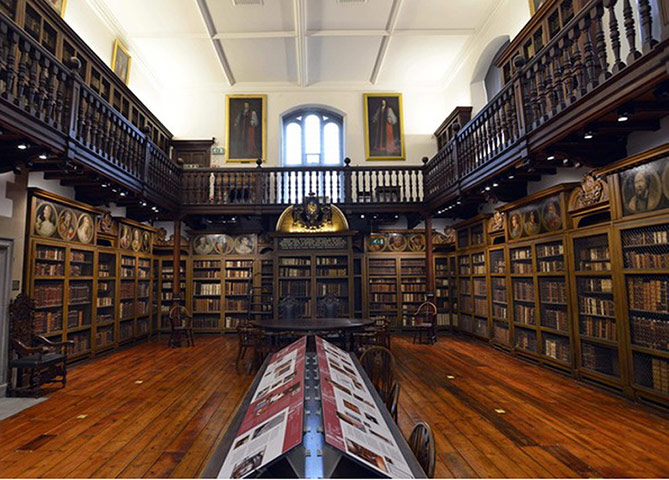 University Libraries Of The 21st Century In Pictures