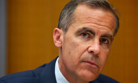 Mark Carney, the new Bank of England governor