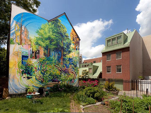 Top 10 Philadelphia Street Murals In Pictures Tripulous