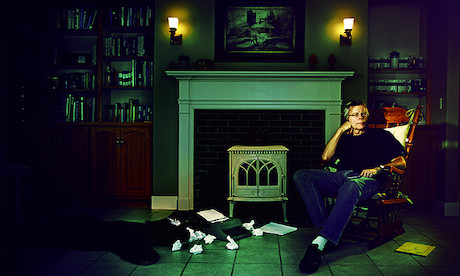 Stephen King: on alcoholism and returning to the Shining ...