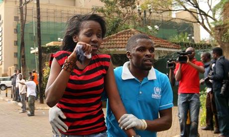 Westgate Mall Attack, Nairobi, Kenya