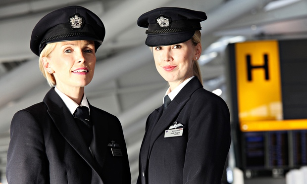 Female Pilots A Slow Take Off Life And Style The Guardian