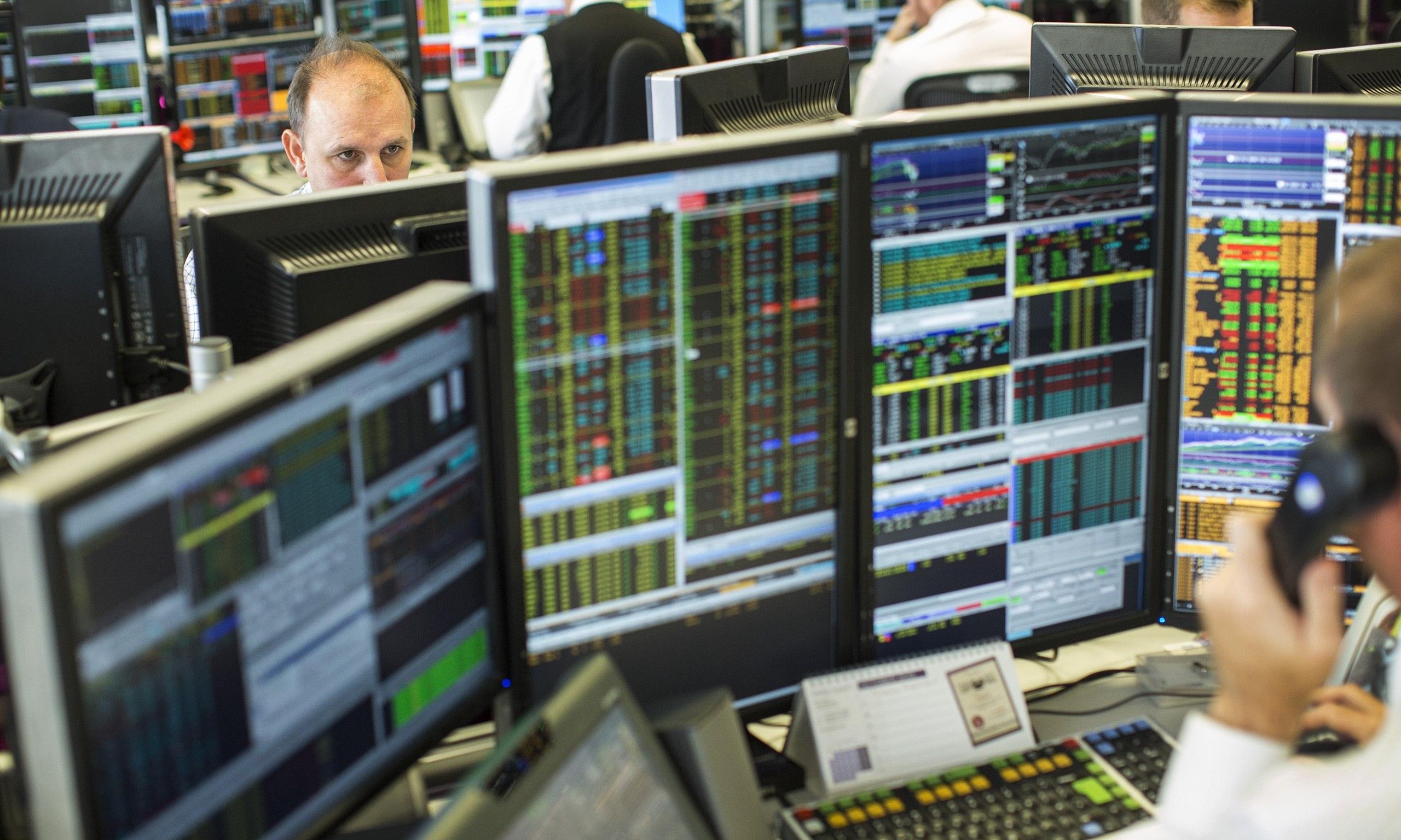 London stock exchange options market