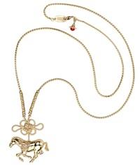 Vivienne Westwood horse pendant