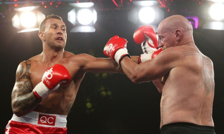 Wallabies' Quade Cooper maintains perfect boxing record ...