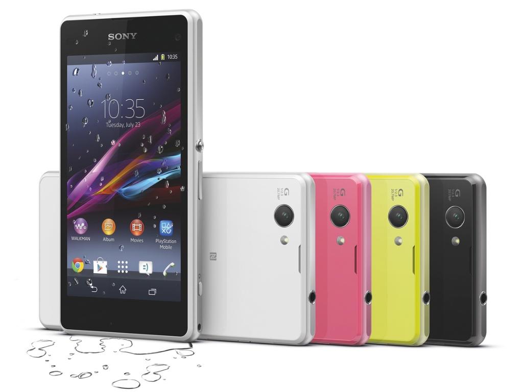 Sony Xperia Z1 Compact - Notebookcheck.net External Reviews  |Sony Xperia Z1 Mini