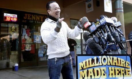 $648m Mega Millions Jackpot Winner