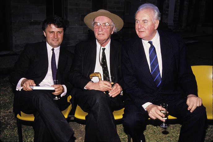 The career and many changes that gough whitlman brought as the prime minister of australia