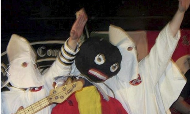 Jail For Man Who Wore Ku Klux Klan Outfit And Posed With